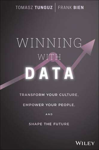 Winning with Data by Tomasz Tunguz and Frank Bien